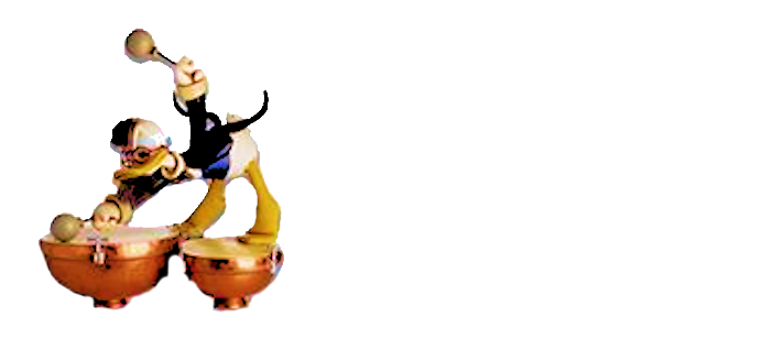 "Round Midnight Jazz Club ""In Town"" Logo"