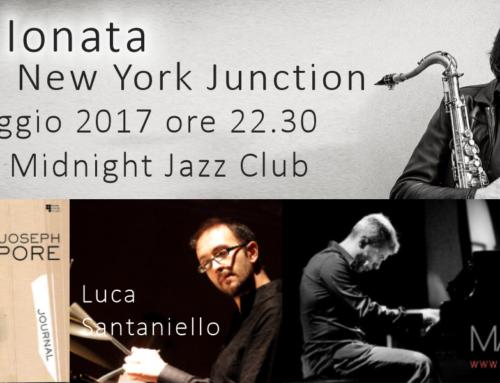 Max Ionata – Rome New York Junction