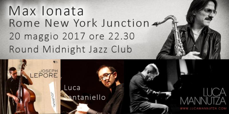roundmidnight jazz club