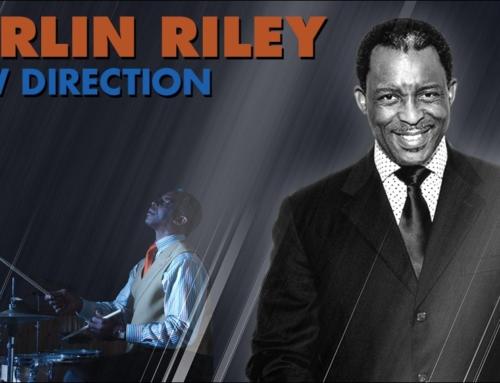 HERLIN RILEY | NEW DIRECTION