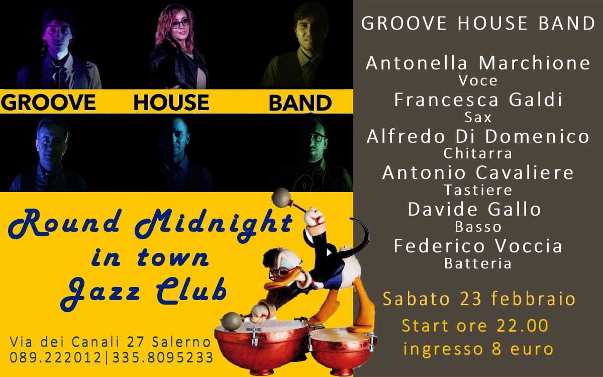 Round Midnight Jazz Club