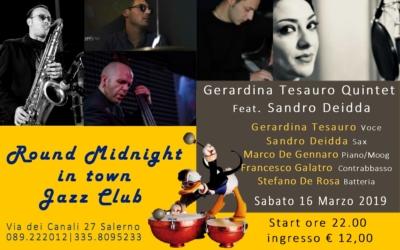 Gerardina-Tesauro Quintet