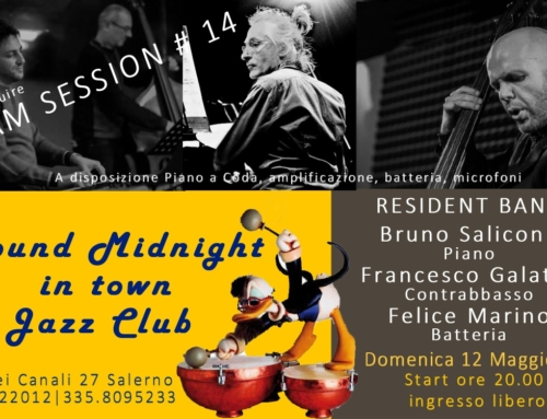 RESIDENT BAND E JAM SESSION #14